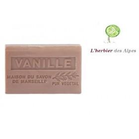 savonnette à la vanille