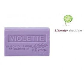 savonnette à la violette