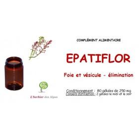 Gélules d'epatiflor